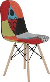 Jedálenská stolička, mix farieb, CANDIE 2 NEW TYP 2