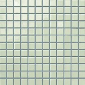 Keramická mozaika Premium Mosaic bílá 30x30 cm lesk MOS23WH