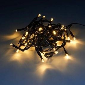 Butlers 45 LIGHTS HAPPY HOLIDAYS LED Vonkajšia svetelná reťaz