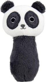 Sass & Belle Detská plyšová hrkálka - panda