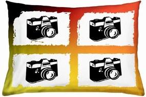 Fotovankúš Potrhané fotky 60x40 cm