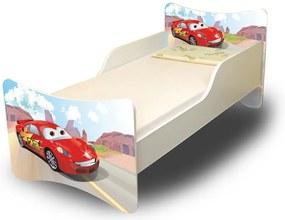 Delta Detská posteľ Racer, 160x70 cm