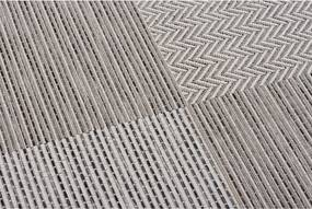 Kusový koberec Bill sivý, Velikosti 80x150cm
