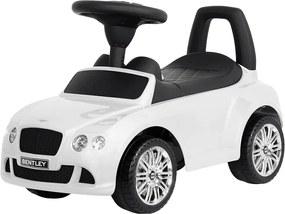 BUDDY TOYS Odrážadlo Bentley bielej