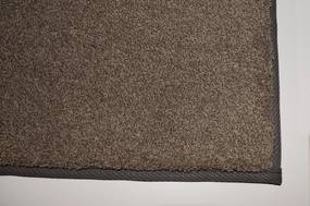 Tapibel Kusový koberec Supersoft 420 hnědý - 400x500 cm