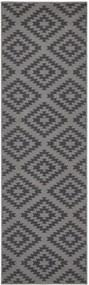 Hanse Home Collection koberce AKCE: 80x250 cm Běhoun Basic 102820 - 80x250 cm