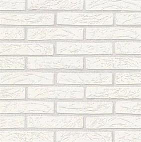 Vliesové tapety na stenu Imitations 6451-01, rozměr 10,05 m x 0,53 cm, biela tehla, Erismann