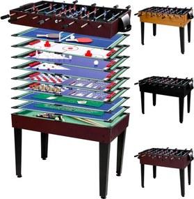 Multifunkčný stôl Sportino FUNGAME brown