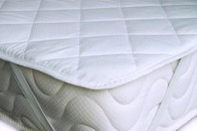 Nepremokavý chránič na matrac PREŠÍVANÝ na postieľku 60x120 cm