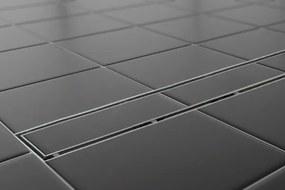 EURO Sprchový podlahový žľab 100 cm - POD DLAŽBU M1004