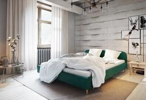 Čalúnená posteľ LOFT, 160x200, itaka 38