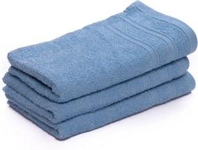 Detský uterák Bella modrý 30x50 cm