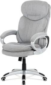 Sconto Kancelárska stolička ESTEBAN sivá
