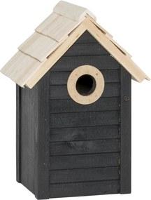 IB LAURSEN Vtáčia búdka Black/natural