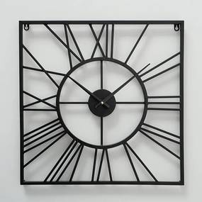 Boltze Kovové nástenné hodiny Austin - 50 cm