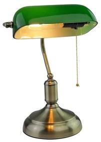 V-Tac Stolná lampa BANKER 1xE27/60W/230V VT0142