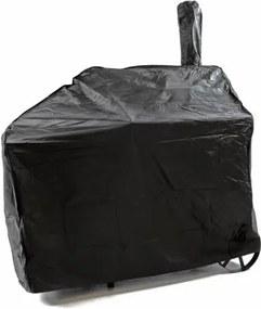 Ochranný obal na gril SMOKER - 120 x 65 cm čierny
