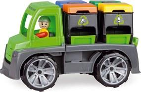 Lena Auto s kontajnermi Truxx, 28 cm