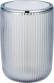 Matne biely odpadkový kôš Wenko Acropoli, 5,5 l