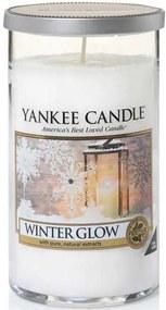 Yankee candle WINTER GLOW STREDNÁ PILLAR SVIEČKA 1342544