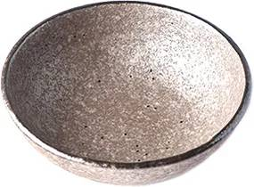 MIJ Malá miska Earth Black 13 cm 200 ml