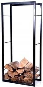TvojRegal Regál na drevo kovový SDK1
