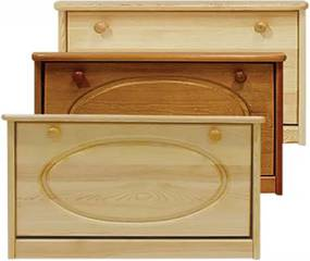 AMI nábytok skříňka na boty č.11 borovice