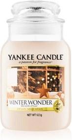 Yankee Candle Sviečka Yankee Candle 623 gr - Winter Wonder