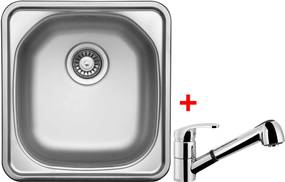Set Sinks COMPACT 435 + batéria LEGENDA S