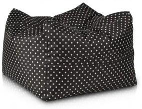 Ecopuf Sedací vak ECOPUF - CUBO Design - polyester SX1