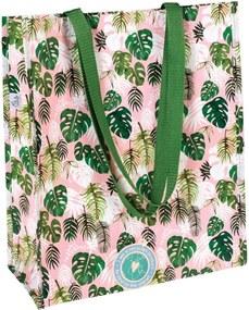 Nákupná taška Rex London Tropical Palm, 34 × 40 cm