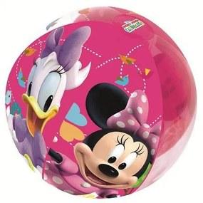 Nafukovacia lopta 51 cm - Minnie a Donald