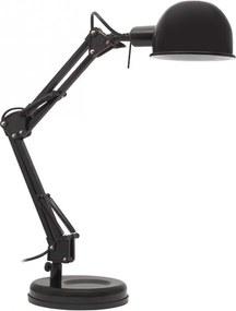 Kanlux 19301 Pracovné Stolné Lampy čierny čierny 1 x E14 max. 40W 53 x 15,7 x 15,7 cm