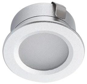 KANLUX Zápustné mini LED svietidlo IMBER, 12V DC, 1W, 4000K, IP65, d30x16mm