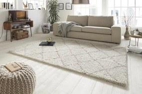 Mint Rugs - Hanse Home koberce Kusový koberec Allure 102749 creme rosa - 80x150 cm
