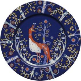 Iittala Tanier Taika 22 cm, blue