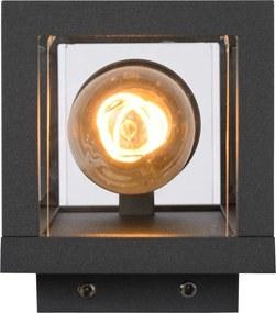 Lucide 27885/01/30 CLAIRE exteriérové nástenné svietidlo 1xE27