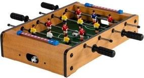 Mini stolný futbal futbal KICKER drevo