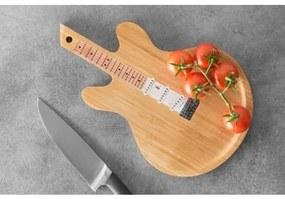 DR Doska na krájanie gitara 34cm