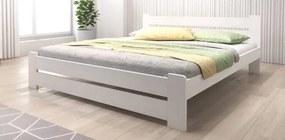 OVN posteľ E2 100x200 biela