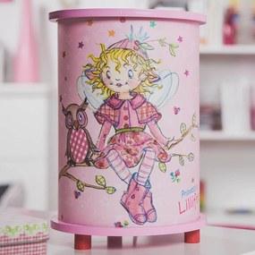 Stolná lampa Princezná Lillifee
