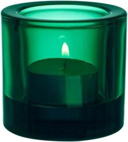 Svietnik Kivi, smaragdový Iittala