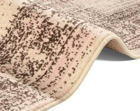 Hanse Home Collection koberce Kusový koberec Celebration 103472 Elysium Rosa Brown - 80x150 cm