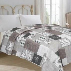 Jahu Prehoz na posteľ Caddy, 220 x 240 cm