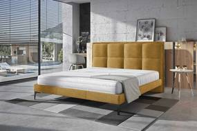 Dizajnová posteľ Adelynn 160 x 200 - 6 farebných prevedení