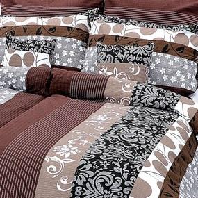 Stanex Luxusné obliečky Krepové Monako 140x200/70x90 cm