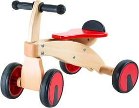 Detské odrážadlo Legler Red Racer