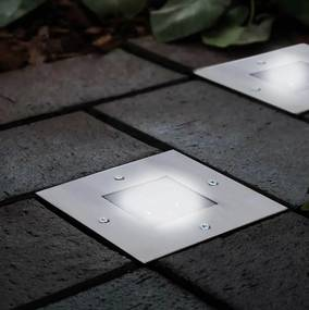 Solárne podlahové svetlo Grundig