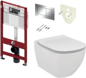TECE set 3 - 5v1 s WC Tesi Aquablade, SoftClose