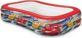 INTEX Bazén detský nafukovací Autá/Cars 103x69x22 cm